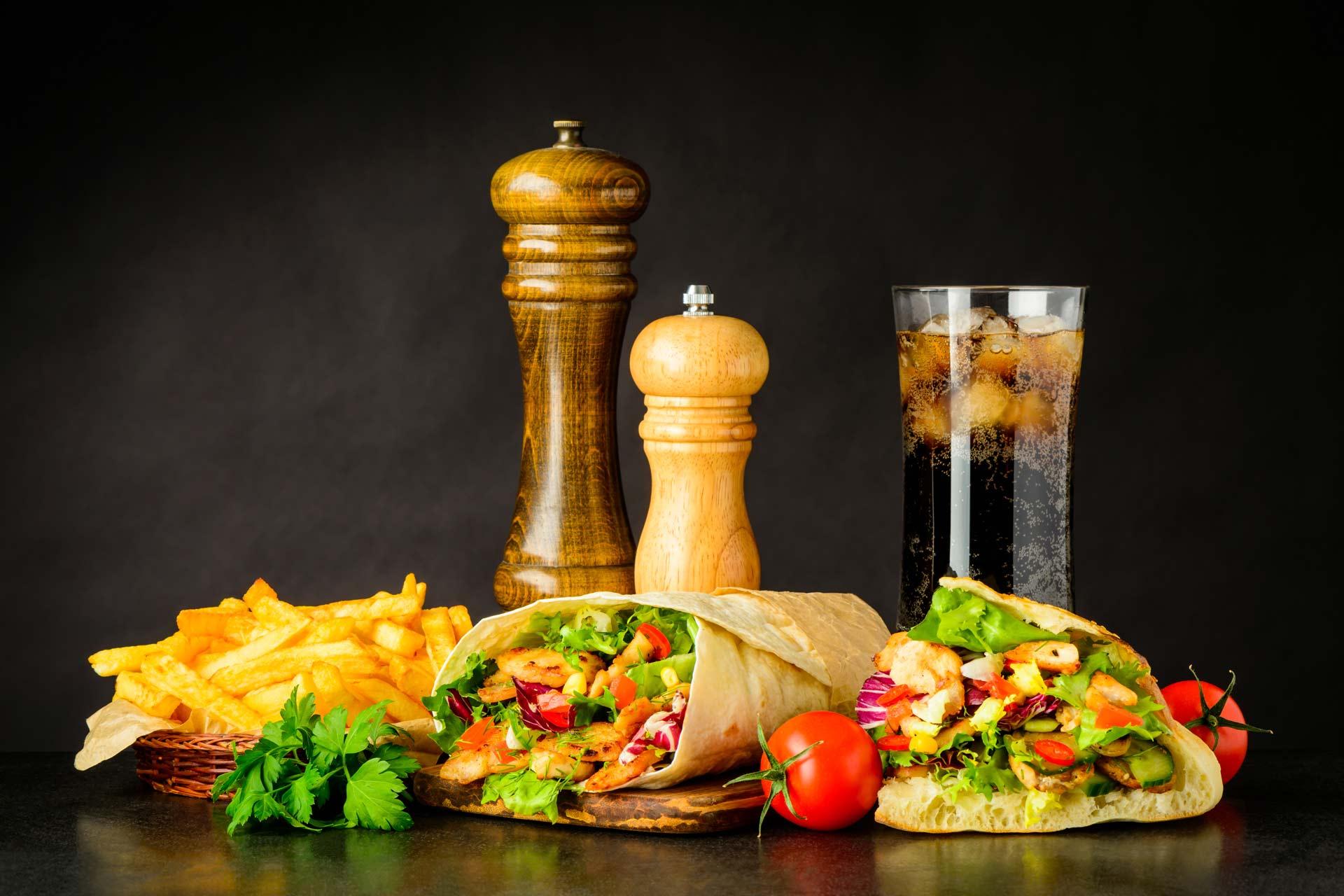 Where Was Shawarma Invented?