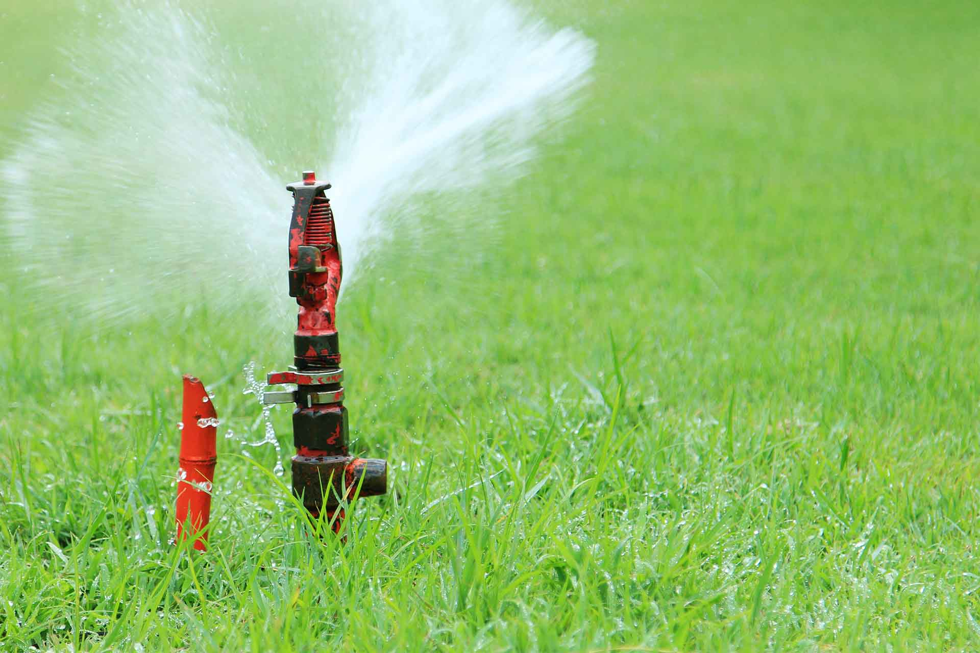 How Do I Take Care Of My Irrigation System For The Winter?
